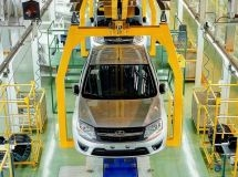 The production of cars in Kazakhstan has grown 3 times