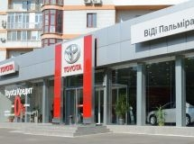 The Ukrainian car market grew by 31% in October