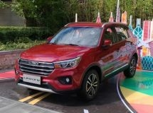 Lifan will present two new items in Russia in 2018