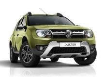 Renault Duster - the best-selling diesel car in St. Petersburg