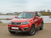 Chery increased sales by 24% in Russia in 2017