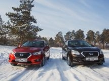 Datsun increased sales in Russia by 31% in 2017
