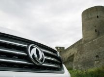 Dongfeng launched a roadside assistance program in Russia
