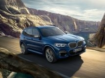 The prices for new BMW X3 have grown
