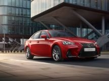 Sport-sedan Lexus IS returns to Russia