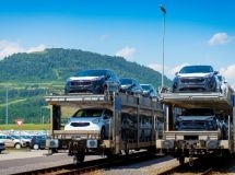 Import of cars increased by 40% in February