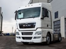 Production of MAN trucks and buses started in Kazakhstan