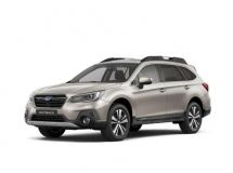 Updated Subaru Outback went on sale in Russia