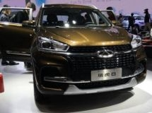 Chery Tiggo 8 can reach Russia