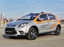 Lifan car-sharing cars will appear in Chelyabinsk and Yekaterinburg