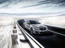 The price for the new BMW M5 Competition in Russia is announced