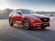 Mazda increased sales by 78% in Russia in April
