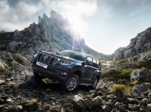 Toyota LC Prado leads in the Far East market for the second consecutive month