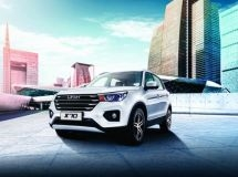 Lifan X70 was launched successfully in the Russian market