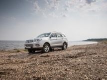 Foton announced the sale of SUVs Sauvana