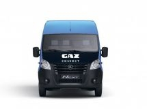 GAZ launched the production of vehicles with the telematics unit GAZ Connect