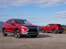 Mitsubishi Eclipse Cross is gaining popularity in Russia