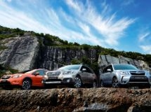 Subaru increased sales by 63% in Russia in May