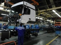KAMAZ increased the production by 9% in May