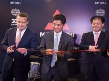 Mitsubishi opened the 100th dealer center in Russia