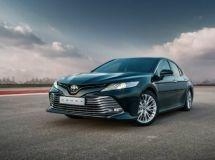 The new Toyota Camry in May became the best-selling brand in Russia