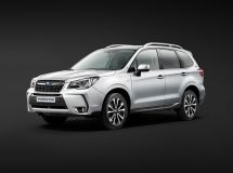 Subaru introduced the jubilee special version of Forester in Russia