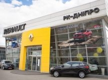 Renault became the leader of the Ukrainian vehicle market in May