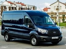 Ford Transit – is the most popular foreign car in the LCV market in Russia