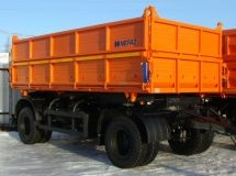 KAMAZ increased sales of trailers by 26% in the first half of the year