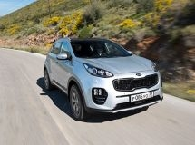 KIA Sportage consolidated its position in the TOP-three of SUVs