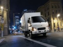 Hyundai increased truck sales by 34% in Russia in the first half of the year