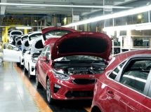 The production of passenger cars grew by 13% in July