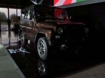 UAZ began the delivery of vehicles to Mexico