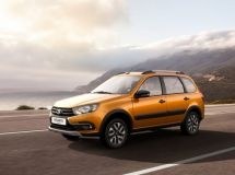 AVTOVAZ began the production of LADA Granta Cross