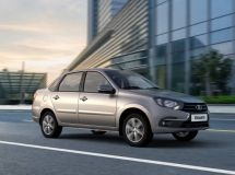 LADA Granta remains the best-selling model in Russia in May