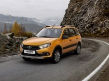 Russia starts sales of off-road station wagon LADA Granta Cross