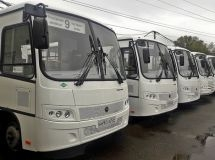 The Russian market of new buses fell by 5% in May