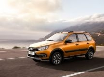 LADA Granta remained the best-selling model in Russia in June