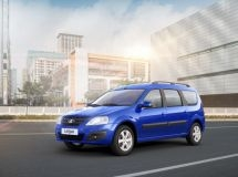 LADA Largus had easy restyling