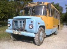 Buses from the USSR: how many of them remain in Russia?