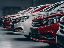 TOP-10 brands of passenger car exports from Russia
