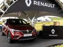Crossover Arkana entered the TOP 5 best-selling Renault models in July