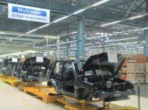GM-AvtoVAZ will stop the production for a week