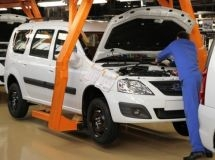 AvtoVAZ reduces the speed of production lines