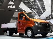 GAZ Group introduced the new generation light commercial vehicle GAZelle NN