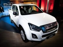 Isuzu is ready to organize the production of pickups in Russia