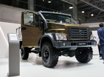 "Sales of off-road truck ""Sadko Next"" started in Russia"