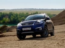 Chery may resume the production of Tiggo 5 in Russia