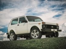 LADA 4x4 will receive an updated interior