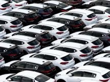 The Russian car market fell by 1% in August